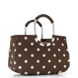 reisenthel Loopshopper M mocha dots